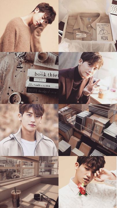 Kpop Aesthetic Collage Requests Closed Ze A Park Hyung Sik Di