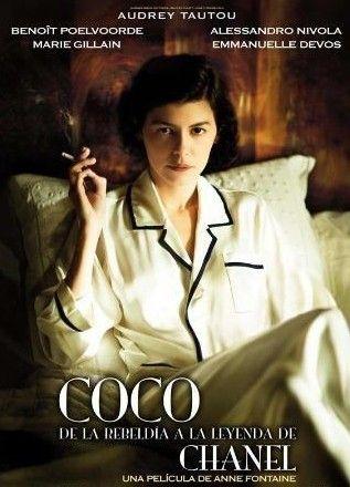 Coco De La Rebeldia A La Leyenda De Chanel Sarah Jane Smith Chanel Fashion Show Poster