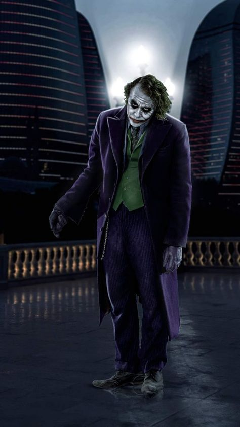 Joker Out 4k - iPhone Wallpapers