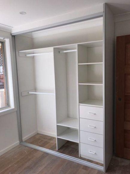 25 Ideas Built In Wardrobe Closet Cupboards Built Closet Cupboards Ideas Wardrobe In 2020 Closet Layout Build A Closet Cupboard Design
