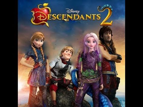 Non/Disney Descendants 2 trailer