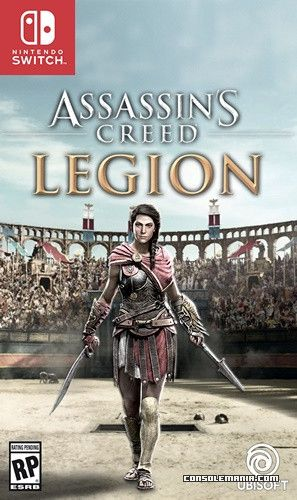 Assassin S Creed Legion For Nintendo Switch Nintendo Switch