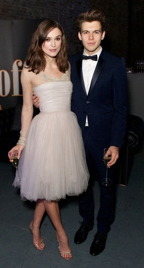 Inside Keira Knightley S Beautiful Wedding James Righton And Chanel Pumps