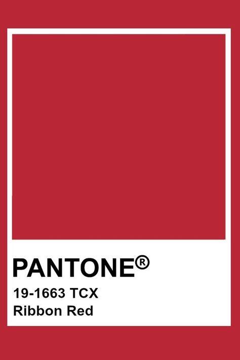 Pantone-Band-Rot  #pantone