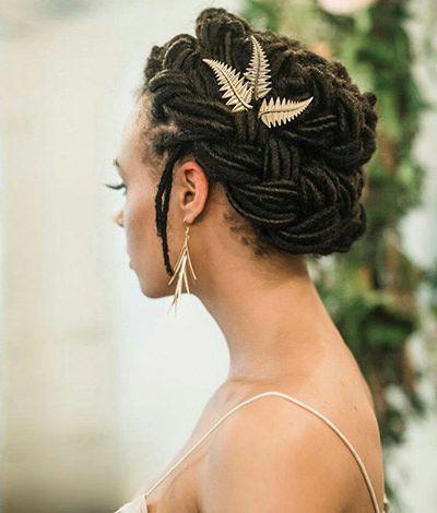 20 Best Wedding Hairstyles In Kenya For Brides And Maids 2020 In 2020 Hair Styles Best Wedding Hairstyles Dreadlock Styles
