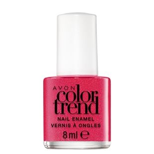 Color Trend Concrete Effect Nail Enamel | Avon Nails in 2019