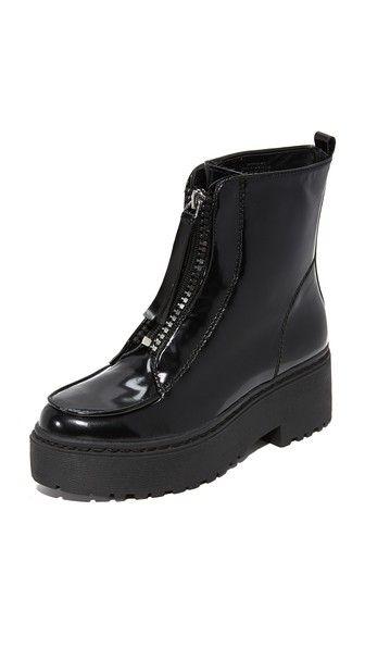 5672a544533e SCHUTZ Lisie Bow Platform Boots.  schutz  shoes  boots