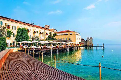 Grand Hotel Terme Sirmione Lake Garda Lake Garda Italy
