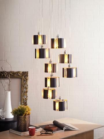 Myler | Modern chandelier, Suspension lamp, Chandelier lighting