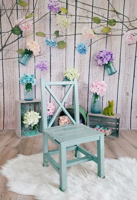 Pin By Chrissy Whitfield On Photography In 2020 Photoshoot Backdrops Easter Backdrops Easter Photography