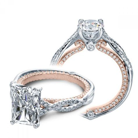 63ab48a9be3ab9 Prepare your eyes for the luscious visual feast in this out of this world diamond  engagement ring. A real head turner, this spotless piece features a very ...