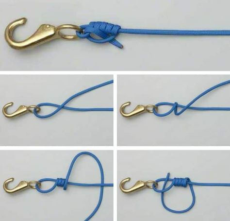 Diy Discover The Improved Clinched Knot How To Tie Knots Ways To Tie Different Types of Knots Jewelry Knots Bracelet Knots Bracelet Crafts Jewelry Crafts Beaded Jewelry Beaded Bracelets Jewelry Ideas Jewelry Patterns Knots For Bracelets Diy Bracelets Easy, Bracelet Crafts, Jewelry Crafts, Jewelry Ideas, Making Bracelets, Jewelry Patterns, Bracelet Knots, Knots For Bracelets, Knotted Bracelet
