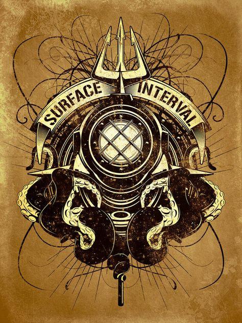 Arti Snorkeling : snorkeling, Diver, Graphic, BurningEyeStudios, DeviantART, Subacqueo