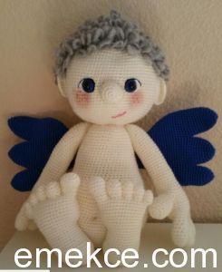 amigurumipano #örgütavşan #babybuny #amigurumi #örgüpano 3 (bebek ... | 300x245