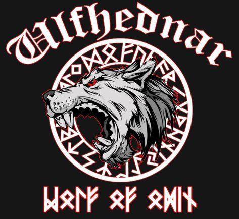 Ulfhednar Wolf Of Odin Viking Shirt Vikings Symbols Warrior Norse Pagan Nordic Vikings