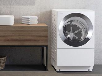 Cubleシリーズ特長 自動お手入れ 洗濯機 衣類乾燥機 Panasonic