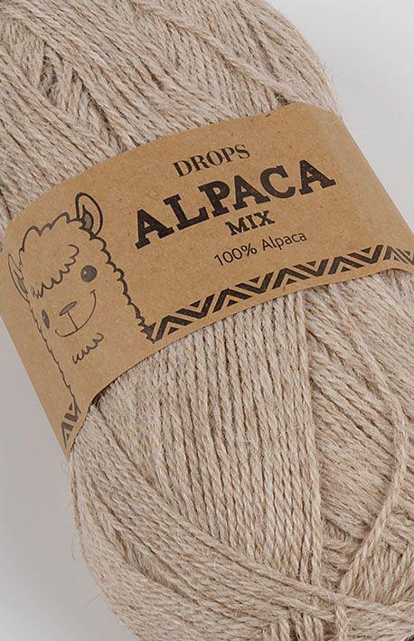 Drops Alpaca 2020 Mix Jasny Nugat Sklep Ik Alpaca Drop Winter Hats