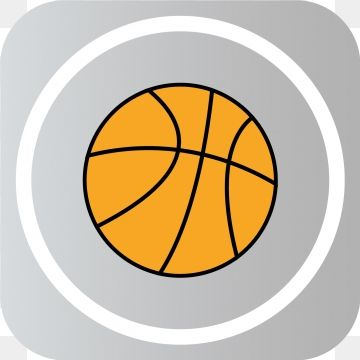 Vector Basketball Icon Ball Basketball Basketball Ball Png And Vector With Transparent Background For Free Download