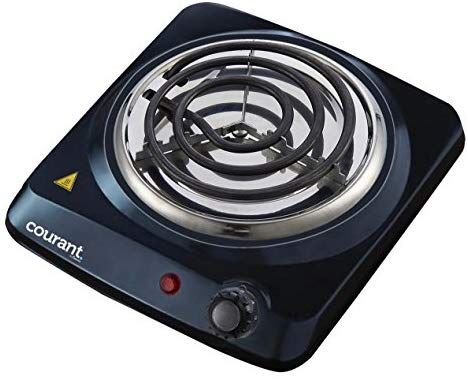 Amazon Com Courant Electric Burner Single Buffet Countertop