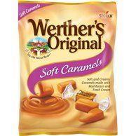 Food With Images Soft Caramel Werthers Original Werther S