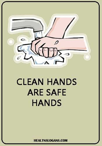 48 Classy Hand Hygiene Slogans Health Slogans Hand Hygiene