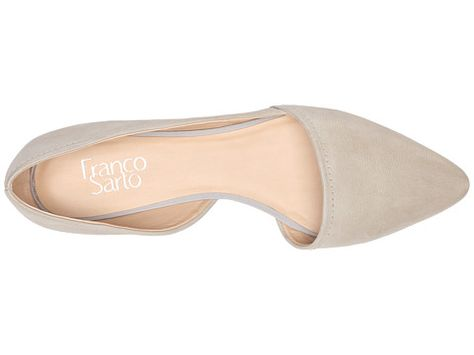 Franco Sarto Spiral Women's Flat Shoes