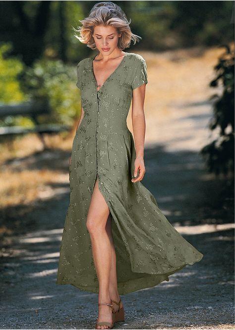 sukienki rozpinane na lato