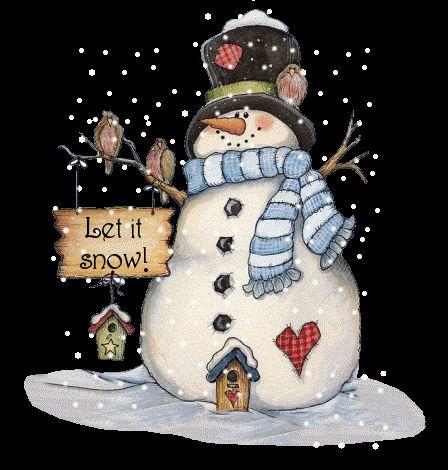 Christmas Photo Snowman Animated Christmas Paintings Christmas Snowman Christmas Art
