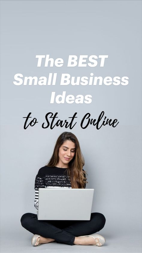 The BEST Small Business Ideas