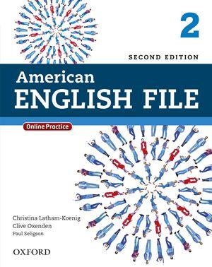 دانلود سوالات کتاب American English File 2 English File