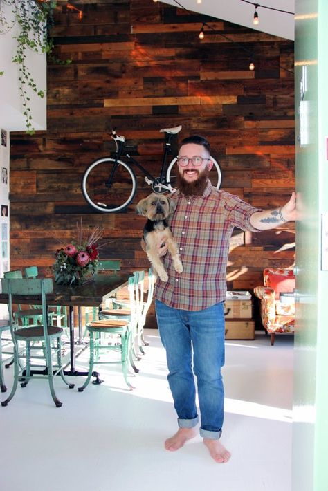 Jove's Bright Home with Inventive Features — House Tour | Apartment Therapy