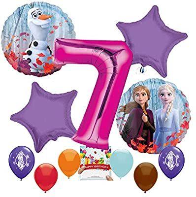 FROZEN 2 PARTY BALLOON balloons BIRTHDAY PARTY SUPPLY DECORATION BIRTHDAY