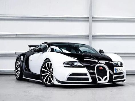 This Bugatti Veyron Mansory Vivere Is One Of Two In The