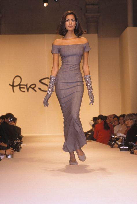 Per Spook fashion show haute couture spring / summer Paris Jan 30 . - Per Spook fashion show haute couture spring / summer Paris January France. (Photo by -