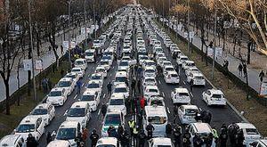 道路、封鎖せよ スペイン・マドリードでストライキ | マドリード, 道路 ...