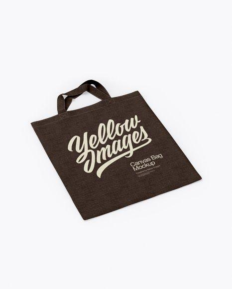 Download Download Psd Mockup Apparel Bag Canvas Eco Bag Half Side Linen Bag Mockup Shopping Bag Top View Tote Psd Bag Mockup Design Mockup Free Canvas Bag