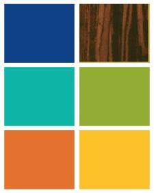 Rockstar Of Design By Candycrack Blue Brown Chic Green Orange