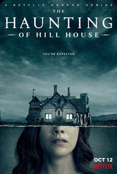 La Maldicion De Hill House Peliculas De Terror Series De Netflix Poster De Peliculas
