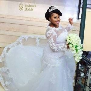 Wedding Gown Styles In Nigeria In 2020 Wedding Gown Styles Ball Gowns Wedding Lace Mermaid Wedding Dress