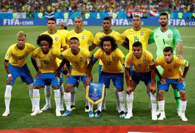 Tite Confirma Mesmo Time Da Estreia Para Pegar A Costa Rica Seleção Brasileira Masculina Seleção Brasileira De Futebol Copa Do Mundo
