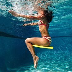 Work your upper body during the Water Taxi in our fun pool Water Aerobics Workout, Pool Workout, Water Aerobic Exercises, Swimming Pool Exercises, Swimming Tips, Cycling Workout, Bike Workouts, Cycling Tips, Road Cycling