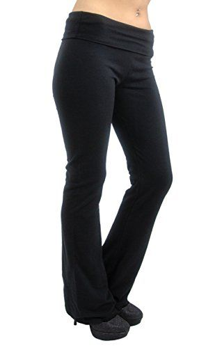 ac0df28be44 Vivian s Fashions Yoga Pants - Extra Long