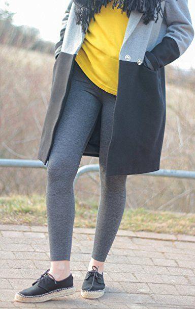 Damen Leggings Aus Baumwolle Knochellang Verschiedene Farben Und Grossen Qualitat Von Celodoro Leggings Damen Leggings Sportliche Mode Herbst Leggings