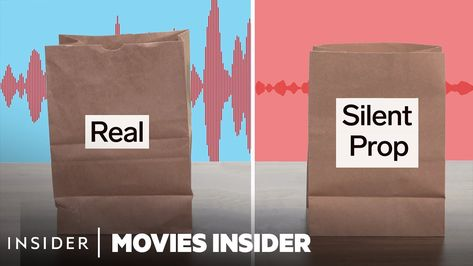 How Noiseless Props Are Made For Movies And TV Shows | Movies Insider