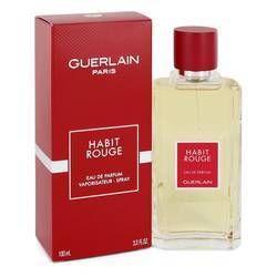 Habit Rouge Eau De Parfum Spray By Guerlain Eau De Parfum Fragrance Perfume Online