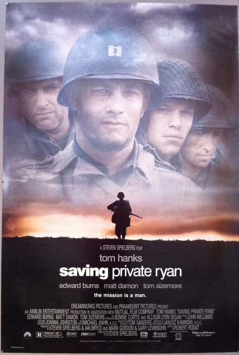 Saving Private Ryan - 27x41 / U.S.A, 1998