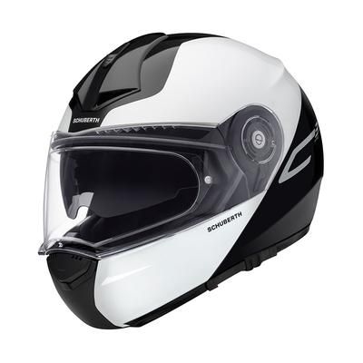 Schuberth C3 Pro Split With Images Black Neon