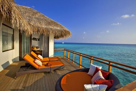 Best Maldives Angsana Velavaru Resort Images On Pinterest - Angsana velavaru resort surrounding by blue waters with tropical and contemporary styles maldives