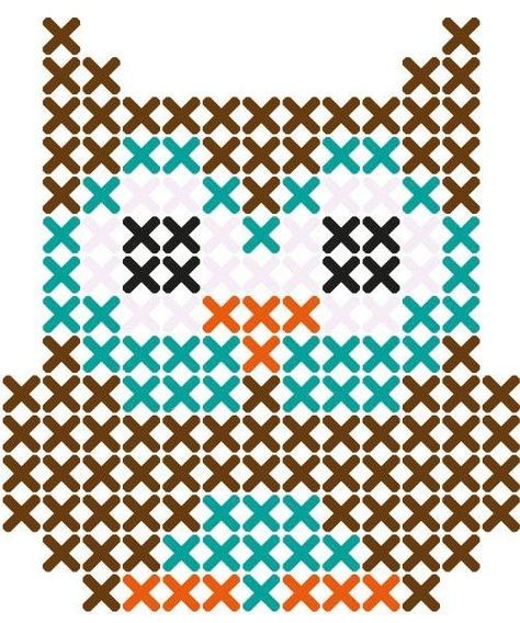 small simple cross stitch patterns free - Google Search
