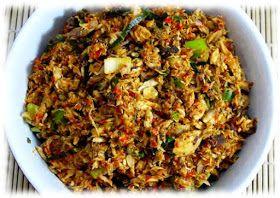Resep Dan Cara Membuat Ikan Tongkol Suwir Pedas Bumbu Nikmat Dan Lezat Resep Makanan Selera Kita Resep Masakan Resep Makanan Dan Minuman
